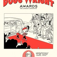 Rabagliati and Bunjevac Nominated for Doug Wright Awards