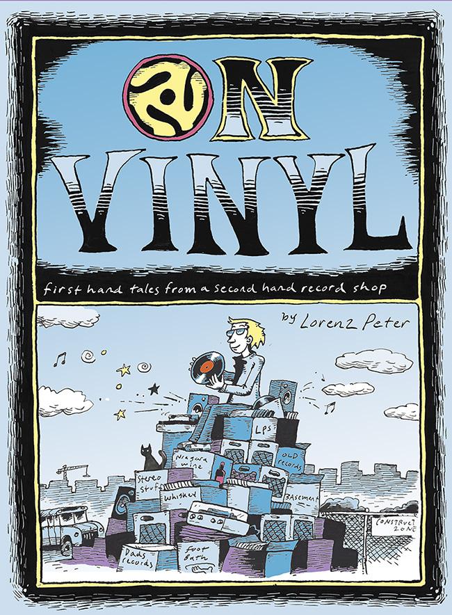On Vinyl coverweb