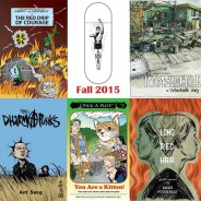Announcing Fall 2015 Titles