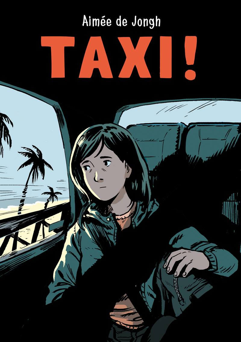 Taxi: Stories from the Back Seat | Conundrum Press
