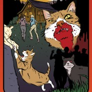 You Are a Cat in the Zombie Apocalypse!