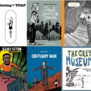 Five Debut Books at TCAF